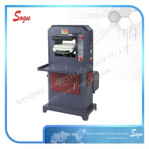 10t Hydraulic Plane Leather Embossing Machine for Embossing Die pictures & photos