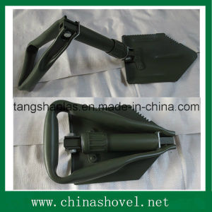 Steel Folding Shovel Military Portable Shovel pictures & photos