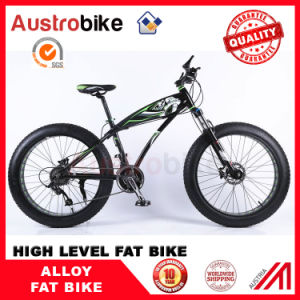 Hot Selling Steel Alloy Aluminum Carbon Frame White Black Color Fat Bike 26inch Cheap Cheap for Sale Ce European Market pictures & photos
