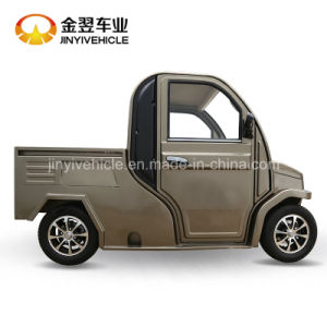 Electric Cargo Car Mini Car for Cargo Shipping pictures & photos