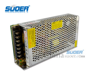 Suoer Factory Price 120W LED DC 12V 10A Power Supply (SPD-P120) pictures & photos