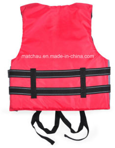 Better Quality Nylon and EPE Foam Life Jacket pictures & photos