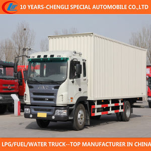 Chinese 10t 12t 14t Euro 3 Van for Sale pictures & photos