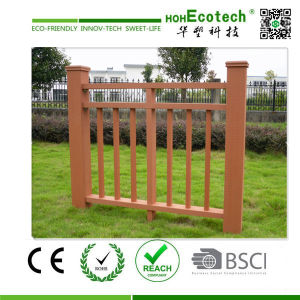 Outdoor WPC Decorate Railing 1200*1120mm-5 pictures & photos