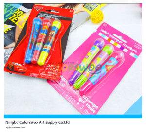 3PCS Roller Stamper Water Color Pen for Kids and Students pictures & photos