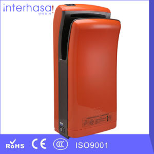 Ce RoHS Automatic Double Jet High-Speed Bathroom Electric Strong Wind Waterproof Hand Dryer pictures & photos
