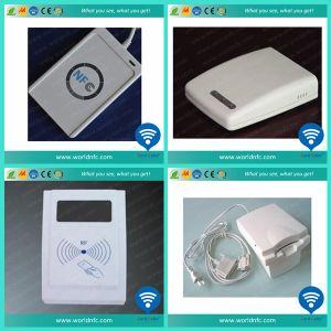 ISO14443A 13.56MHz Weatherproof Metal Proximity MIFARE NFC Smart Card Reader pictures & photos