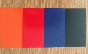 Blue CTN Bank Colour Coating Aluminium pictures & photos