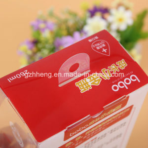 OEM Biodegradable Folding Plastic Box for Baby Feeding Bottle (PVC/PP gift package) pictures & photos