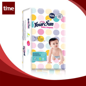 Free Sample and Cloth Like Film Diapers Baby From China pictures & photos