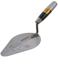 Carbon Steel Bricklaying Trowel with Wood Handle