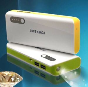 Factory Wholesale 16800mAh Mobile Power Bank Charger pictures & photos