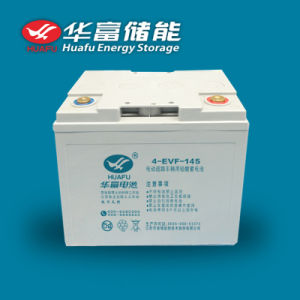 8V 145ah Electric Car Lead Acid Battery pictures & photos