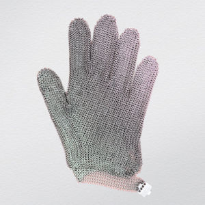 Chain Mail Protective Cut Resistant Work Glove-2371 pictures & photos