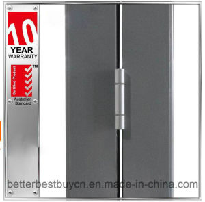 Customized Double Glass Aluminum Door with Favorable Price pictures & photos