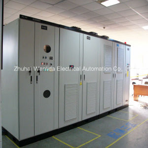 Wanlida medium voltage variable speed drive for compressor