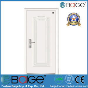Bg-F9027 Breif Design White Color Hospital Steel Fire Door