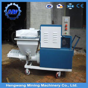 Mix Mortar Pump Spraying Machine with High Efficiency pictures & photos
