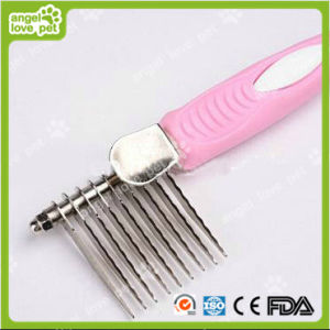Steel Pet Comb for Big Dog Pet Products pictures & photos