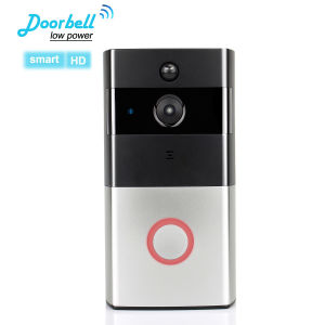 Smart WiFi Doorbell Video Door Bell with Wireless Intercom Security Camera Support Talking with Visitors by Mobile pictures & photos