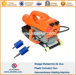 HDPE LLDPE PVC Geomembrane Welding Machine pictures & photos