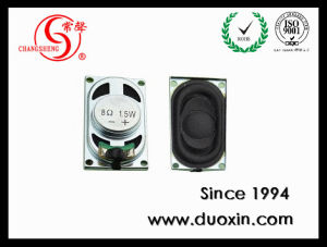 19*35mm 8 Ohm 1.5W Notebook Audio Speaker Dxp1935-1-8W pictures & photos