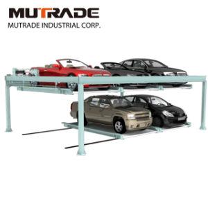 Vertical-Horizontal Puzzle Parking Mechanical Parking Lift pictures & photos