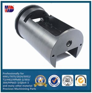 ISO9001 Certified Aluminum Custom CNC Precision Machining Turned Parts pictures & photos