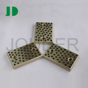 Bronze and Graphite Self-Lubricating Guiding Plate pictures & photos