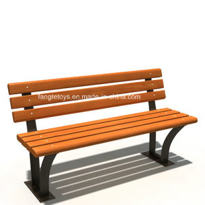 Park Bench, Picnic Table, Cast Iron Feet Wooden Bench, Park Furniture FT-Pb011 pictures & photos