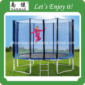 14 Foot Trampoline Park with Net pictures & photos