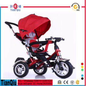 Hot Selling 2016 New Design Baby Tricycle 3-Wheel Scooter Children Bicycle pictures & photos