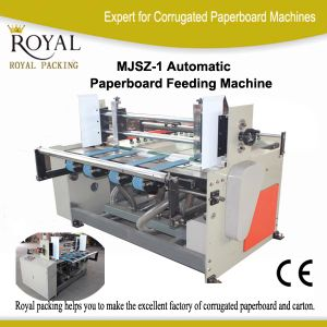 Automatic Paperboard Feeding Machine (make semi-automatic to automatic) pictures & photos