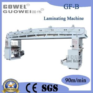 Medium Speed Dry Method Roll Laminator (GF-B) pictures & photos