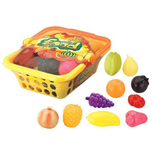 Educational Simulation Toys Fruit Plastic Fruit Basket (10230997) pictures & photos