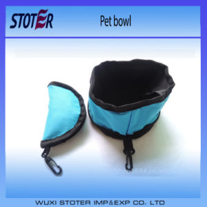 New Style Personalized Dog Travel Bowl Pet Water Bowl pictures & photos