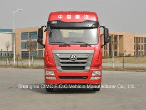 Sinotruk Hohan 6*4 Tractor Truck