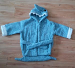 (BC-KB1004) Hot-Sell 100% Cotton Terry Kids Cute Bathrobe pictures & photos
