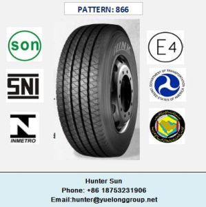 Ilink Brand Truck & Bus Radial Tyres 315/80r22.5 (866) pictures & photos