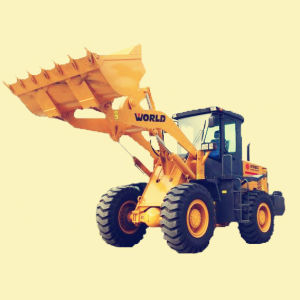 3ton Compact Loader W136 with Powerful Engine pictures & photos