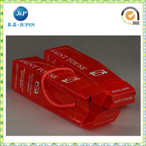 Good Quality Clear PVC Packing Box Wth Handle (JP-pb015) pictures & photos