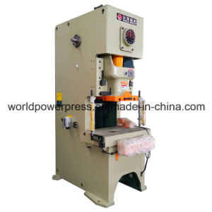 China Made C Type Single Crank Punch Machine for Sale pictures & photos