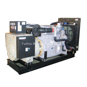 400kw 500kVA Diesel Generator with Perkins Model 2506A-E15tag2