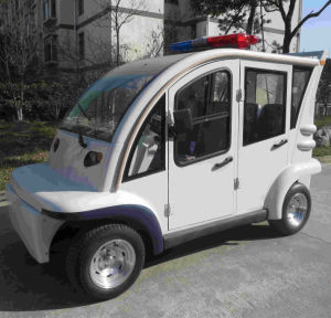 Electric People Mover with Closed Hard Door pictures & photos