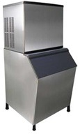 High Efficient Excellent Ice Cube Maker CE/ETL Approved (ZBL150) pictures & photos