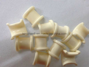Bilateral Ceramic Eyelet Guide (ceramic eyelet) for Textile or Coil Winding Machine pictures & photos