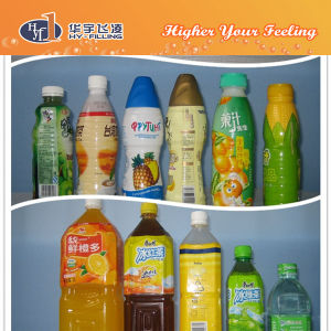 Hy-Filling Glass Bottle Sleeve Shrink Labeler pictures & photos