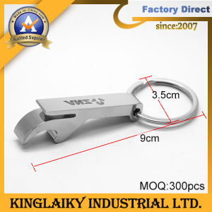 Lacer Logo Metal Keychain Opener for Promotion (KKC-014) pictures & photos