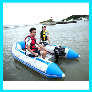 CE Approved Airboat, Beach Boat, Personal Hovercraft pictures & photos