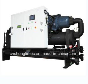 High Quality Screw Compressor Water Cooled Chiller pictures & photos